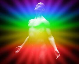 Der kosmische Mensch